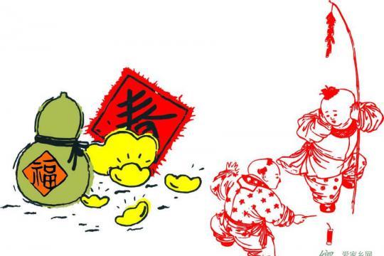 中国人春节一般吃什么 过年吃什么?